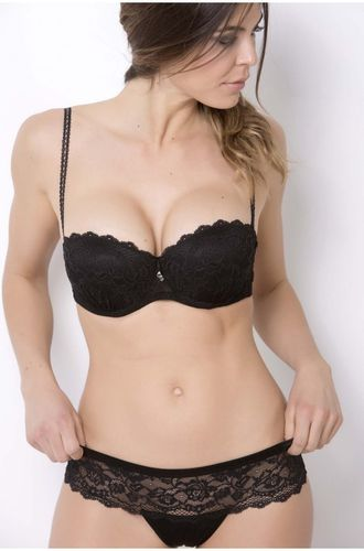 Clarisse 30626 push up sin tirantes