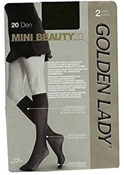 Golden lady MINI BEAUTY20